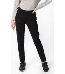 pantalón skinny waist negro calvin klein