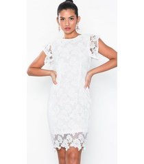 ax paris short sleeve lace dress fodralklänningar