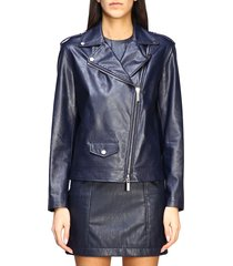 armani exchange jacket armani exchange nail in synthetic leather
