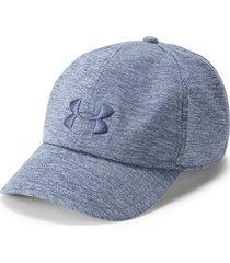 gorra para mujer under armour 1306297-496 - azul
