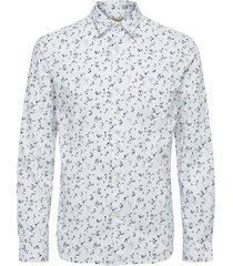 overhemd met lange mouwen regular fit