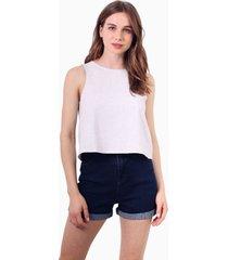 shorts new york azul jacinta tienda