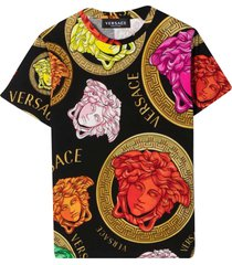 young versace multicolor t-shirt