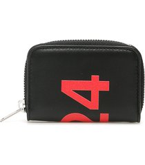 fourtwofour on fairfax cardholder pouch with logo