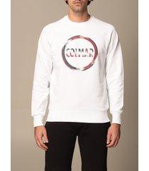 colmar sweatshirt colmar crewneck sweatshirt in cotton with logo