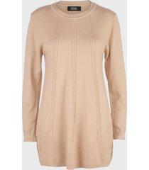 sweater liso - calce regular
