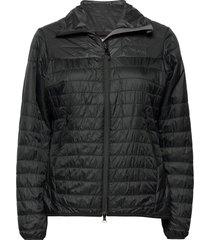rros light insulated w jkt outerwear sport jackets zwart bergans