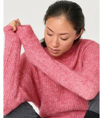 tröja maville knit boxy o-neck