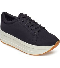 casey låga sneakers svart vagabond