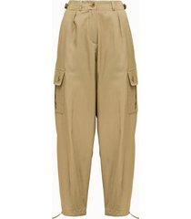 aspesi pantalone lungo beige