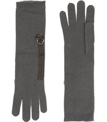 brunello cucinelli gloves