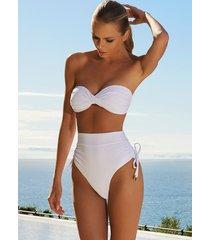 melissa odabash thailand bikini white
