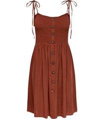 klänning onlannika s/l smock dress wvn