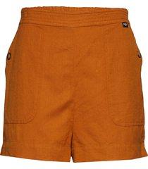 mila culotte shorts shorts flowy shorts/casual shorts orange superdry