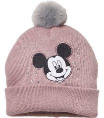 berretto mickey mouse (rosa) - bonprix