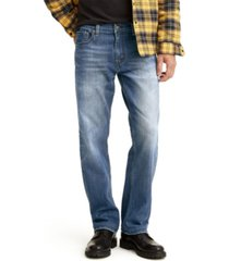 levi's flex men's big & tall 559 relaxed straight fit jeans
