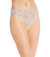hanky panky original rise thong in chai at nordstrom