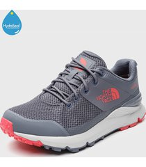zapatilla m vals wp gris the north face