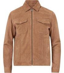 mockajacka jprric leather jacket