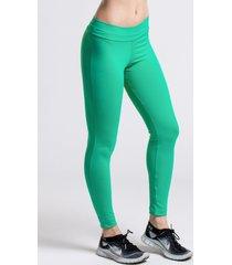 calza verde punto 1 legging amniplus