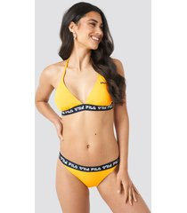 fila sally bikini bottom x na-kd - yellow