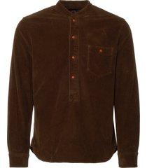 human scales olof corduroy shirt 173-116
