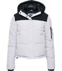 superdry women's quilted everest jacket