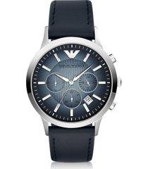 emporio armani designer men's watches, - stainless steel men's watch