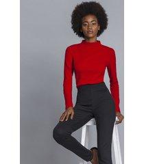 calça legging ecovero preto reativo - lez a lez