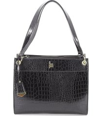 london fog women's brielle satchel