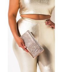 akira i'll have what she's having sparkling clutch
