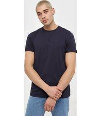 les deux lens t-shirt t-shirts & linnen navy
