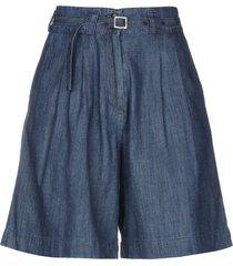 woolrich denim shorts