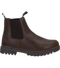 cotton belt ankle boots
