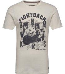 tee organic t-shirts short-sleeved vit blend