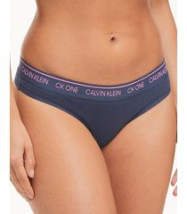 ck one cotton thong