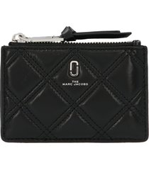 marc jacobs the quilted softshot wallet