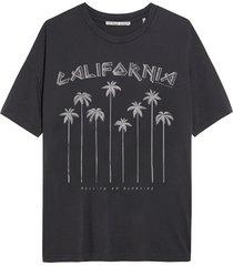 catwalk junkie 2102010217 155 t-shirt california dark grey