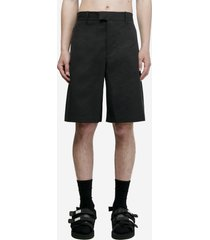 a-cold-wall treated wide shorts