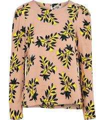 blus peggy blouse