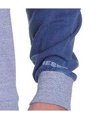 diesel sweater max grijs-jeans