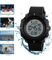 digital reloj sport hombre skmei natación sumergible