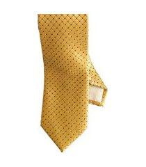 gravata dourada 1200 fios