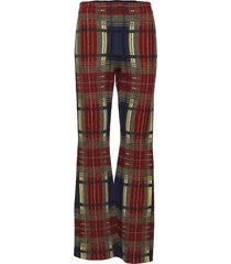 pantalon vida byxor multi/mönstrad sonia rykiel