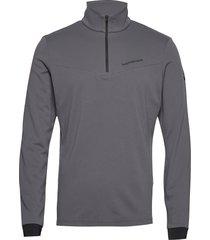 chase mid half zip men sweat-shirt tröja peak performance