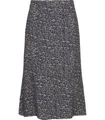 malinia p knälång kjol multi/mönstrad tiger of sweden
