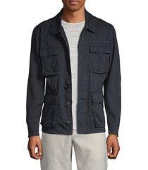 classic cotton field jacket