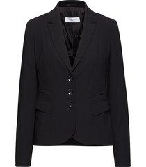 blazer long-sleeve blazer colbert zwart gerry weber