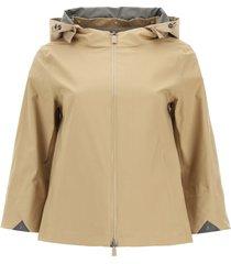 alabama mini cape jacket