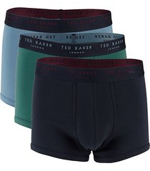 3-pack boxer trunks